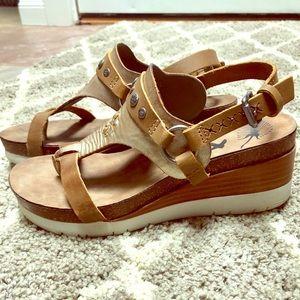OTBT wedge sandals
